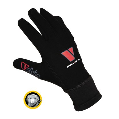pinnacle v skin gloves