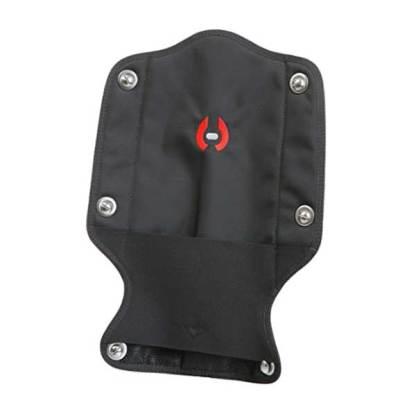 hollis backplate back pad