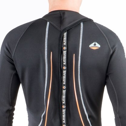 lavacore men's back zip