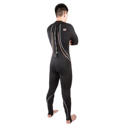 lavacore thermal fullsuit backzip men