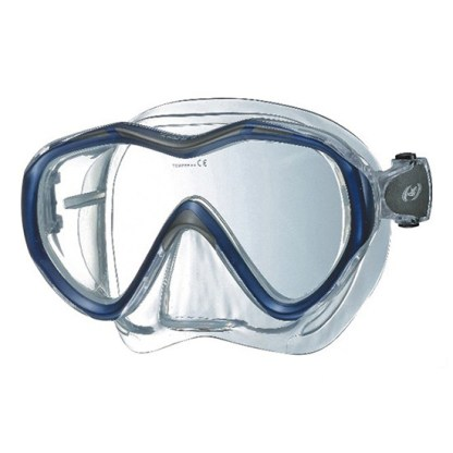 Diving Mask Tiara Pro Navy Blue