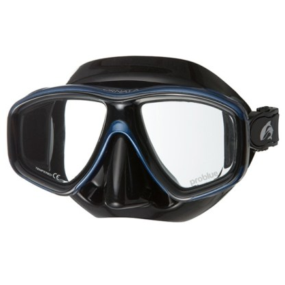 problue ornata mask navy blue