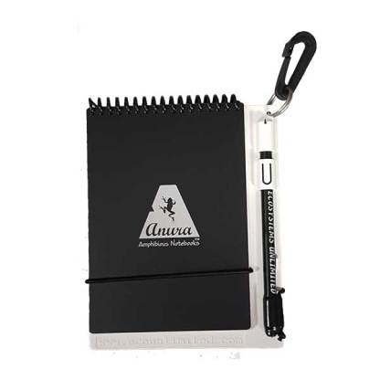 anura amphibious notebook black