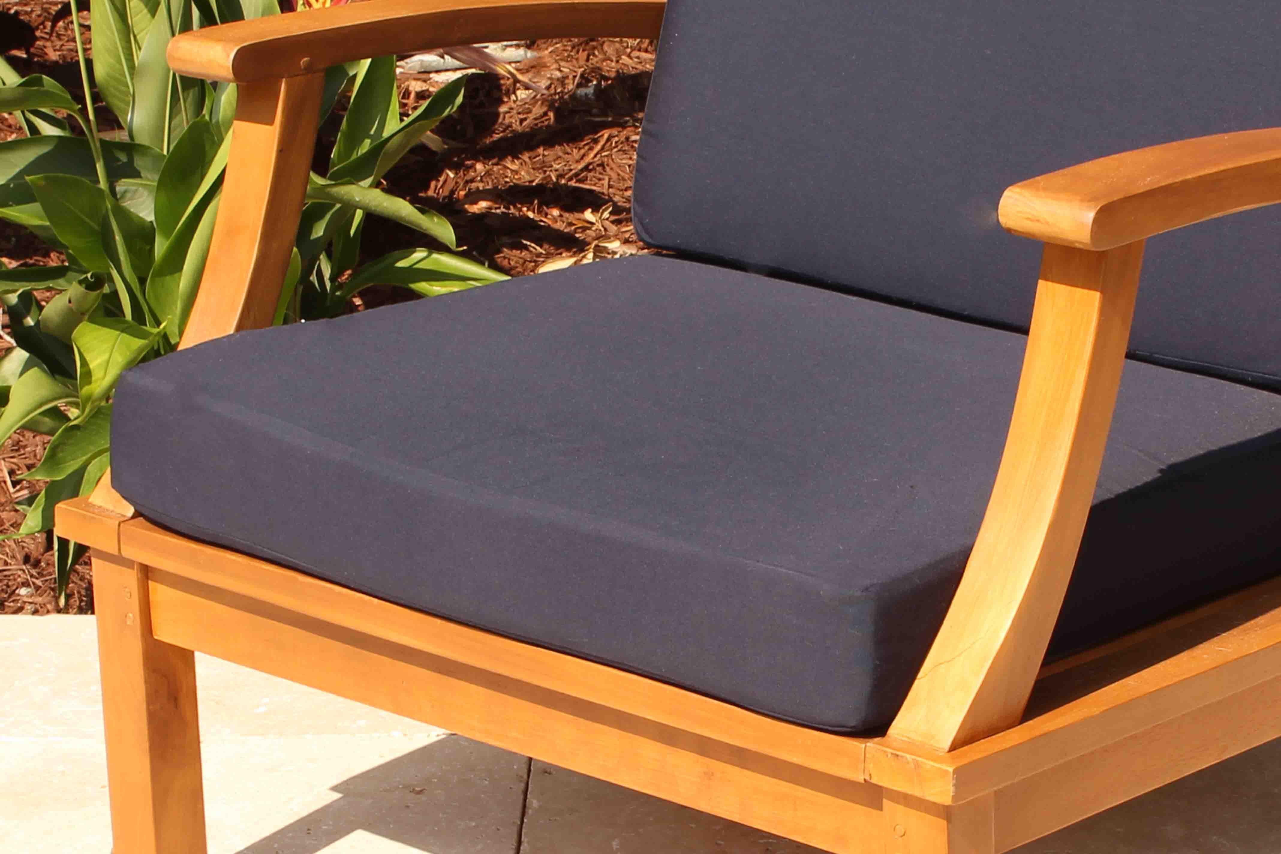 Sunbrella Fabric Adirondack Cushion