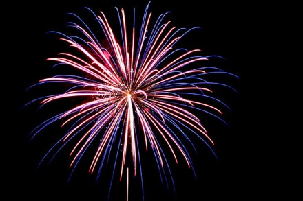 Ocean Isle Beach July 4th fireworks