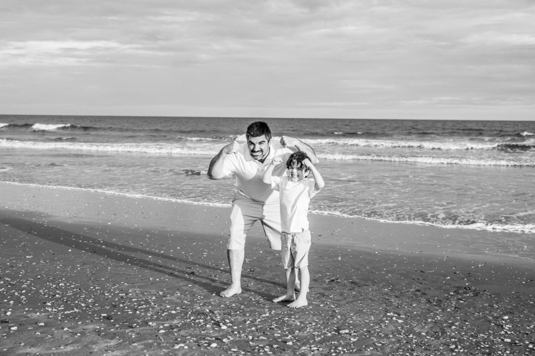 Beach photography in Ocean Isle Beach