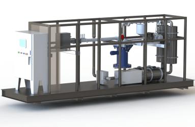 plastic to fuel pyrolysis machine