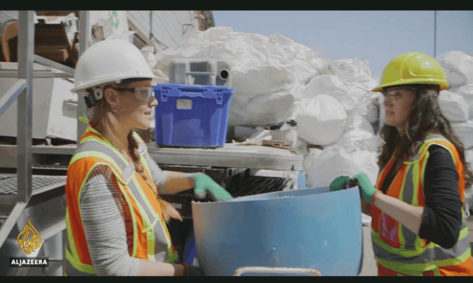 aljazeera plastic to fuel