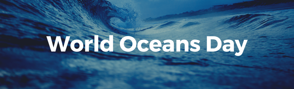 They cover about 70 percent of the earth's surface and contain about 97 percent of the earth's water supply. World Oceans Day