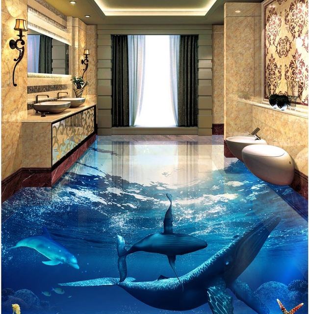Epoxy 3d Floors Everything You Need To Know Ocean Mural