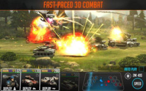 League of War Mercenaries v9.0.20 APK Download Free