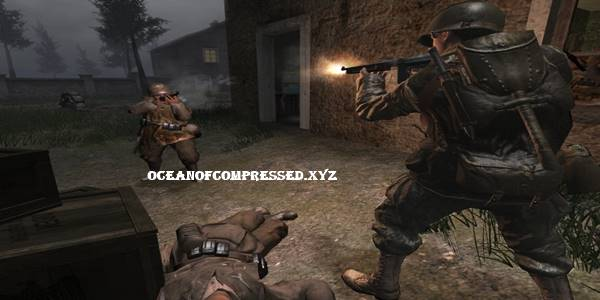 Call of Duty 2 Download For PC Highly Compressed