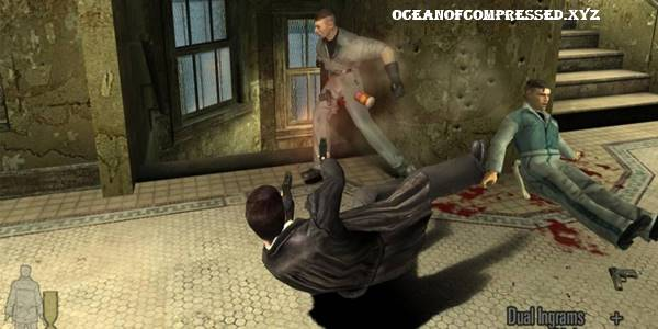 Download Max Payne 2 highly Compressed