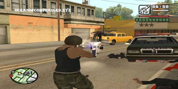 GTA San Andreas PC Highly Compressed