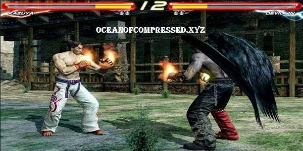 Tekken 6 Highly Compressed