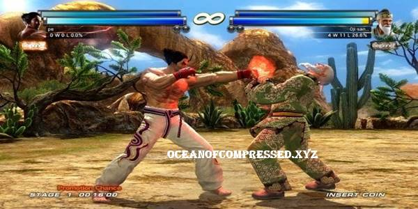 Tekken 6 PC Highly Compressed