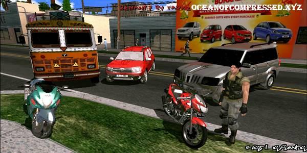 GTA San Andreas India Mod
