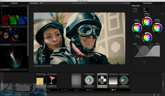 Red Giant Magic Bullet Suite for Mac Direct Link Download