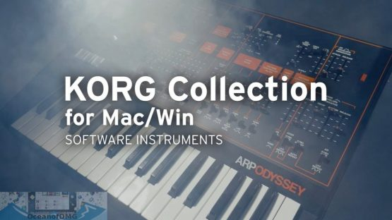 KORG Legacy Collection for Mac Free Download-OceanofDMG.com