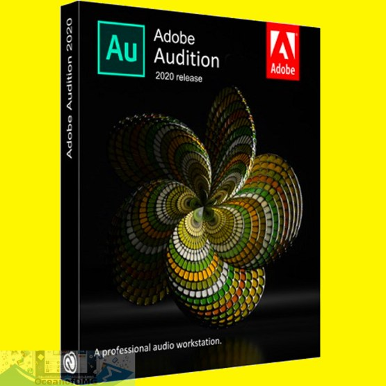 Adobe Audition CC 2020 for Mac Free Download-OceanofDMG.com