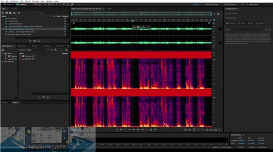 Adobe Audition CC 2020 for Mac Latest Version Download-OceanofDMG.com