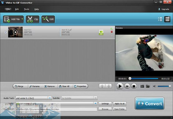 Aiseesoft Video to GIF Maker for Mac Latest Version Download-OceanofDMG.com