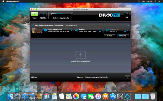 DivX Pro for MacOSX Latest Version Download-OceanofDMG.com