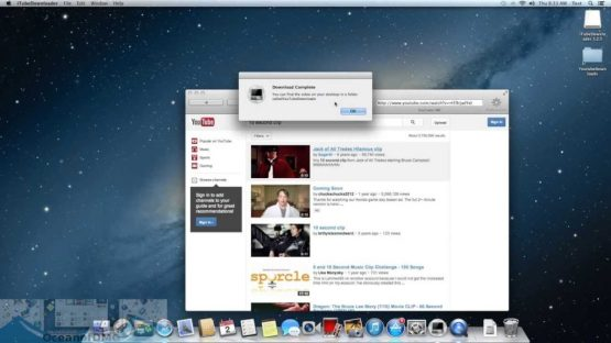 iTubeDownloader for Mac Direct Link Download-OceanofDMG.com