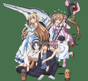 Invaders of the Rokujouma all volumes EPUB - OCEAN OF EPUB