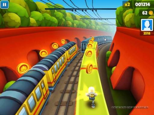 Subway Surfers Download Free With Working Keyboard Controls