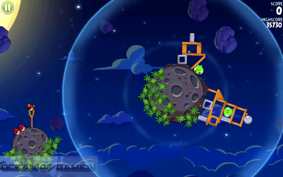 Angry Birds Space Setup Free Download