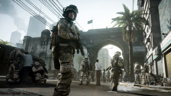 Battlefield 3 Features