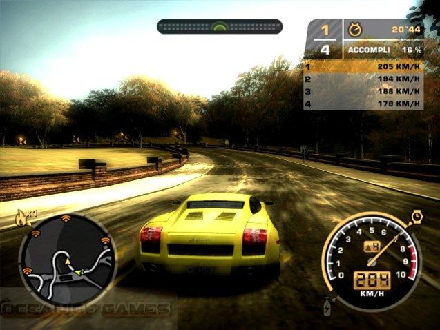 Need for Speed Most Wanted 2005 PC Download rar - IGG Games