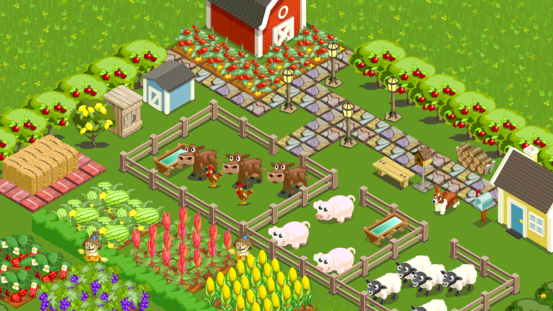 Big Farm Free