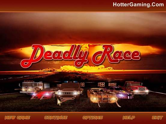 Deadly Race Free Download