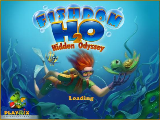 Fishdom H2O Hidden Odyssey Free download