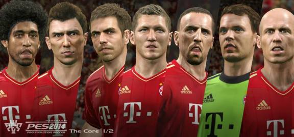 PES Pro Evolution Soccer 2014 Free Downnload