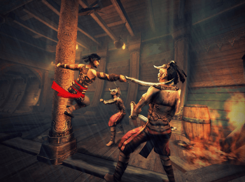 Prince Of Persia 3 Features