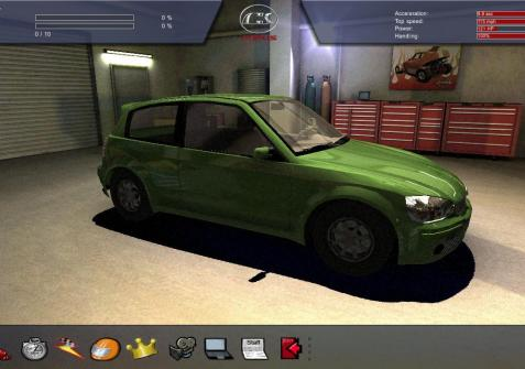 Overspeed High Performance Street Racing free download