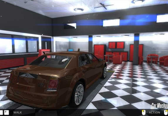 Car Mechanic Simulator 2014 free setup