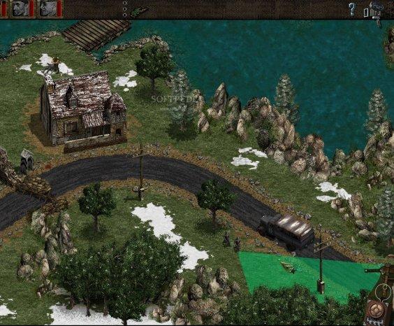 Commando Behind Enemy Lines PC Version Game