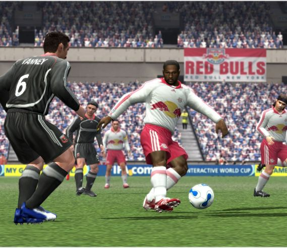 FIFA 08 Free Online Play