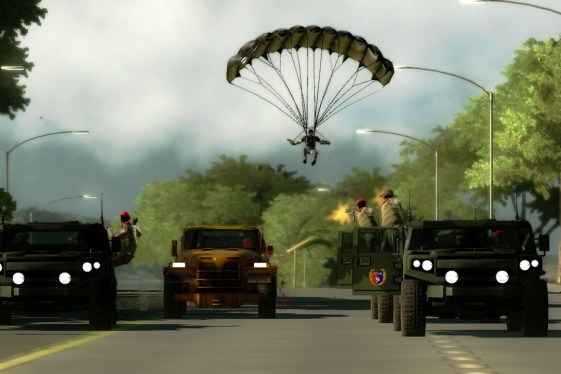 Just Cause Free Download PC Game