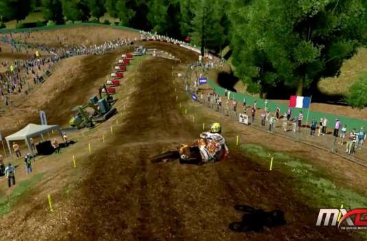 Mxgp the Official Motocross Video game setup download