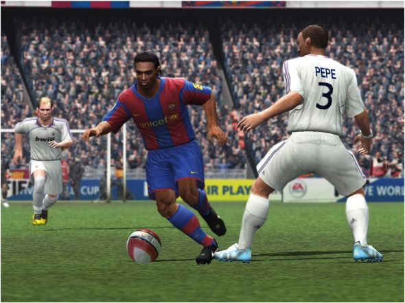 FIFA 09 Free Download Ocean of Games