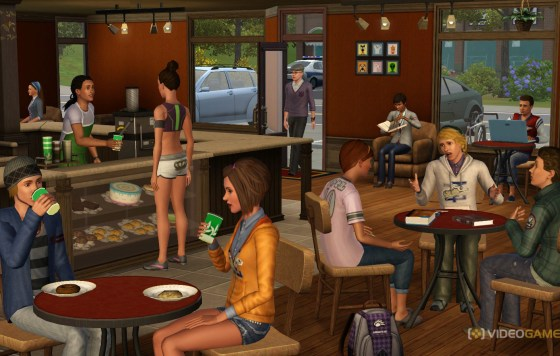 The Sims 2 University life download free