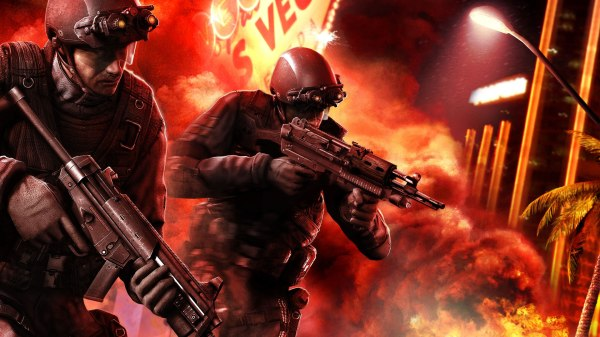 Tom Clancys Rainbow Six Vegas 2 Free Download - Ocean Of Games