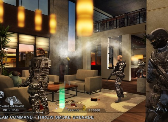 Tom Clancys Rainbow Six Vegas 2 Free Download