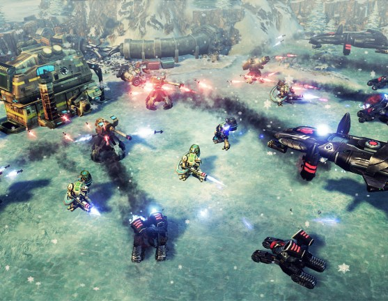 Command Conquer 4 Tiberian Twilight setup free download