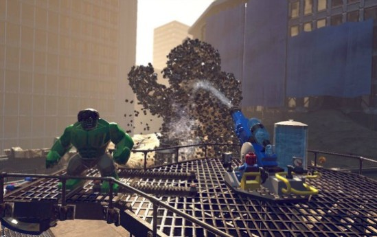 Lego Marvel Super Heroes download free